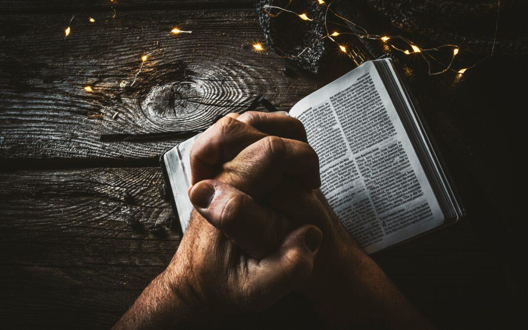 Yielding Prayer / 03