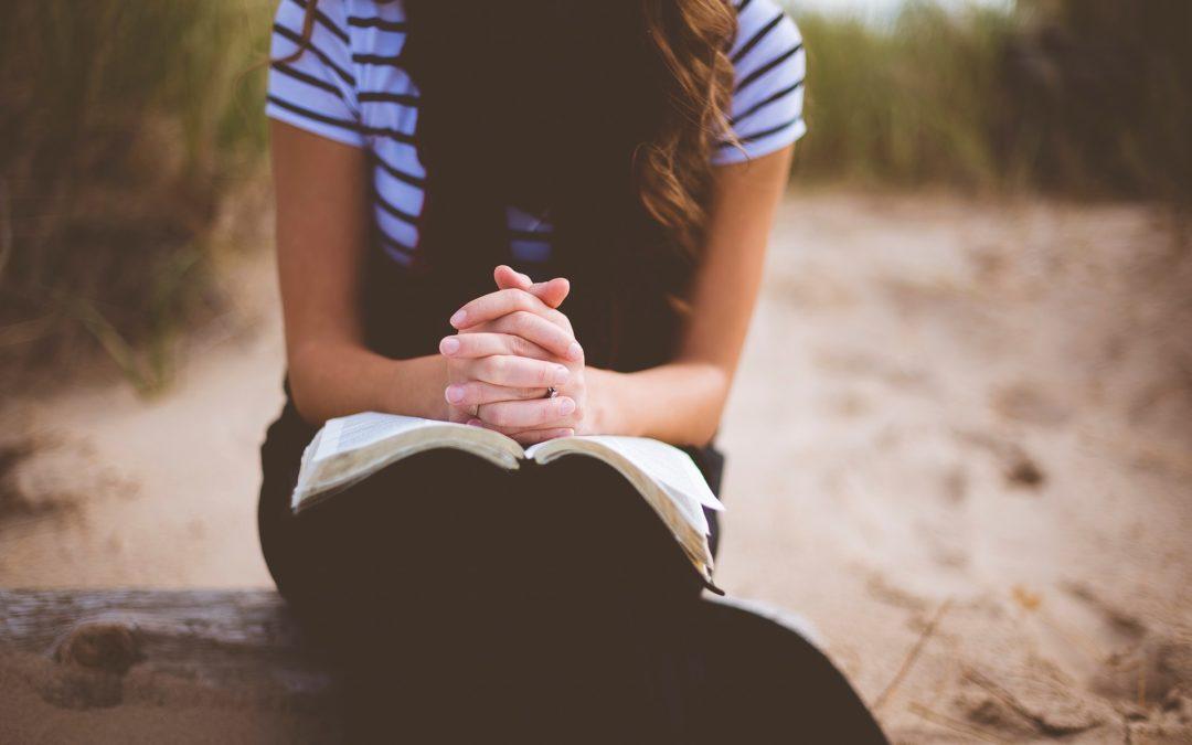 Yielding Prayer | 08