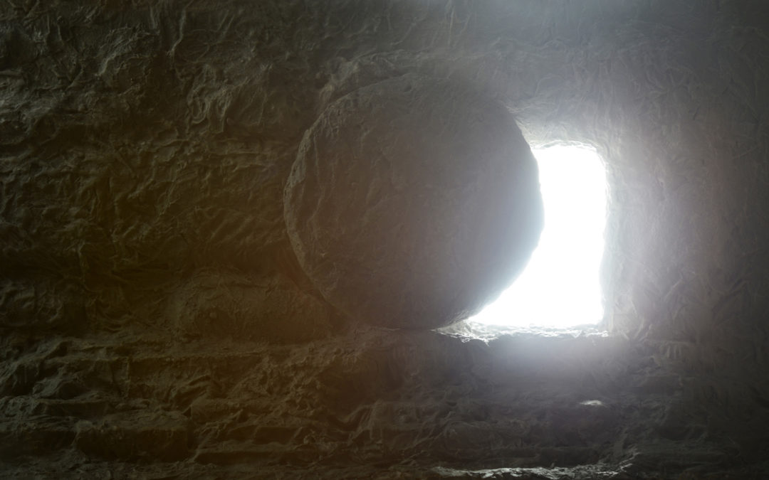 Join Others Around God's Word – Risen King
